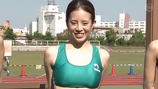 Hump The Japanese Athlete - asian porn