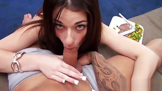 Unfathomable cavity Inside Girlfriend Lacy Channing